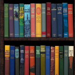Covid bookshelf